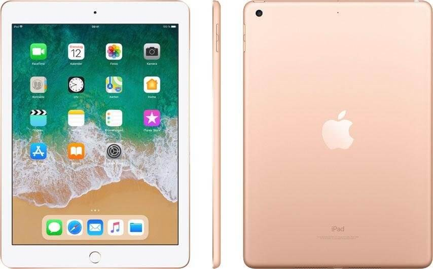 تبلت اپل آمریکا Apple iPad WiFi 32GB 2018 Tablet 9-7 32 GB iOS