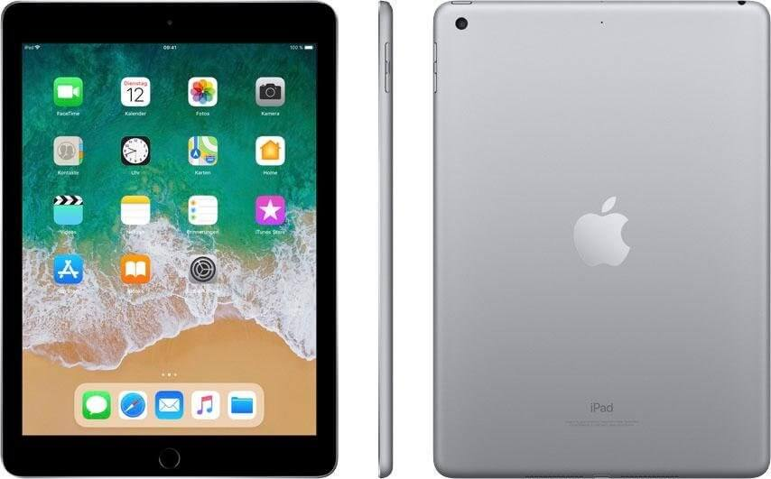 تبلت اپل آمریکا Apple iPad WiFi 128GB 2018 Tablet 9-7 128 GB iOS