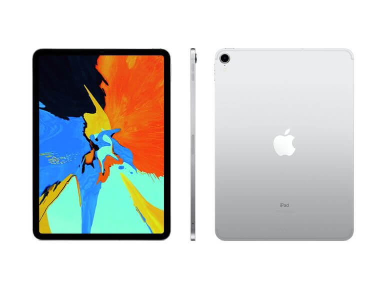 تبلت اپل آمریکا Apple iPad Pro Tablet 11 64 GB iOS WiFi  64 GB